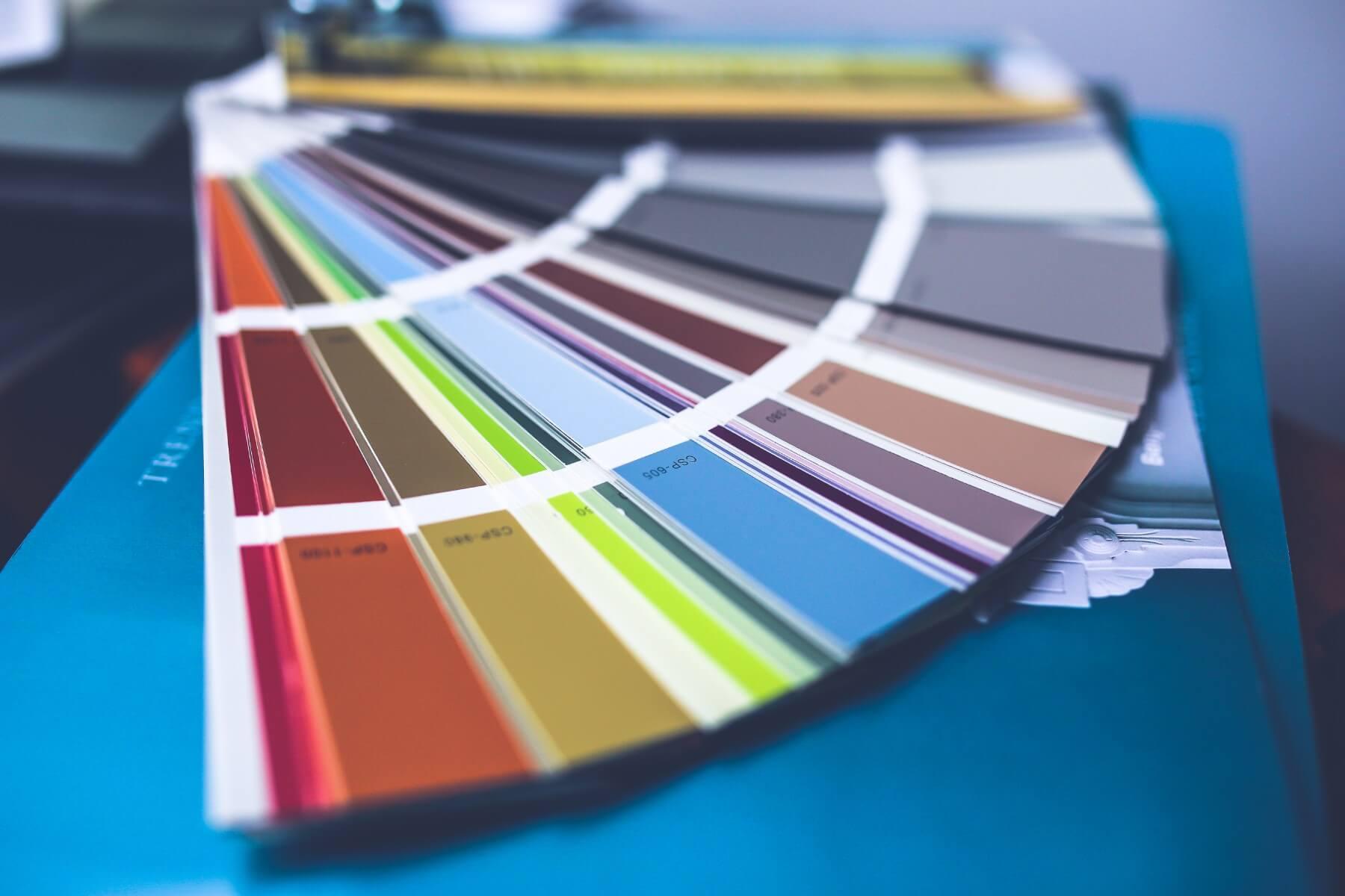 Dit is wat kleuren over uw bedrijf zeggen