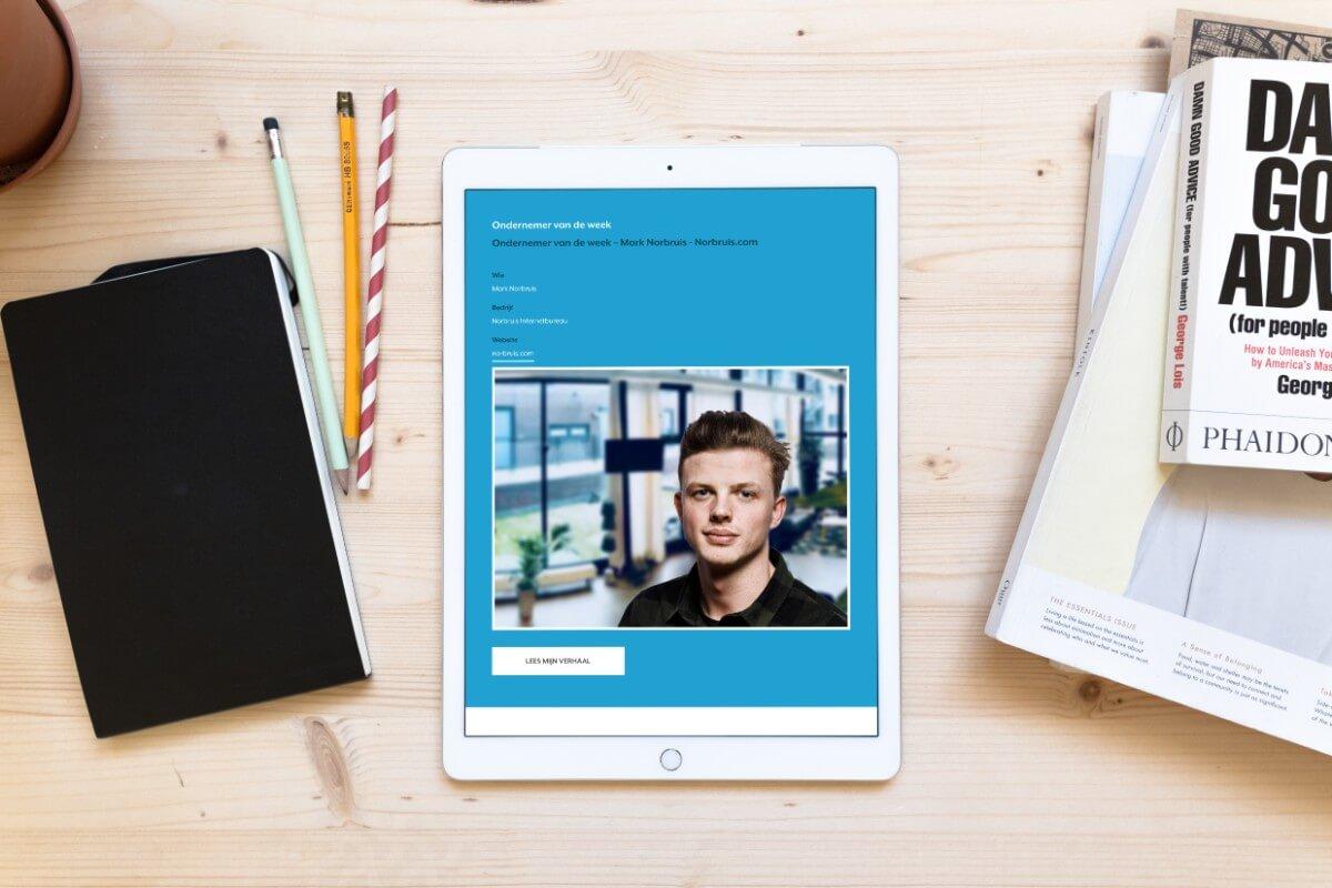 Ondernemer van de week – MKB Belangen